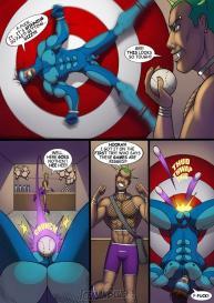 Cosmic Heroes 4 #16
