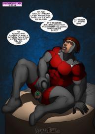 Cosmic Heroes 4 #20