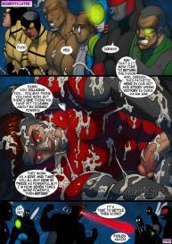 Cosmic Heroes 4 #25