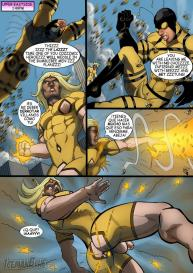Cosmic Heroes 4 #8