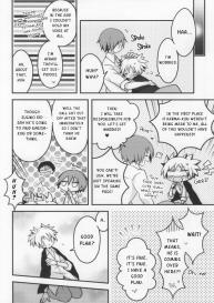 [MG] Ijiwaru Ansatsusha (Ansatsu Kyoushitsu) [English] #20