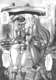 [NAMANECOTEI (chan shin han)] Bou Game no Clear-go Sekai de Hyrule no Futanari Do-S Hime to Do-M Yuusha ga Kozukuri suru dake no Hanashi (The Legend of Zelda) #31
