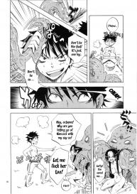 [Kurione-sha (YU-RI)] Nurutto! Hebihime-sama   Slimy Snake Princess! (One Piece) [English] [EHCOVE] #15