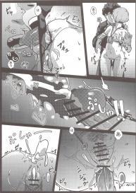 (C91) [Beigon (KONGOU B)] 100% Seiyoku Bakuhatsu | 100% Libido Explosion (Mob Psycho 100) [English] #14