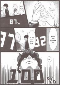 (C91) [Beigon (KONGOU B)] 100% Seiyoku Bakuhatsu | 100% Libido Explosion (Mob Psycho 100) [English] #3