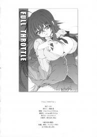 (C82) [FAF (Takasaki Akira)] FULL THROTTLE (High School DxD) #18