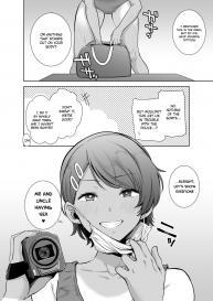 Seika Jogakuin Koutoubu Kounin Sao Oji-san 2 [English] #9