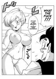 "LOVE TRIANGLE Z PART 1 – Gohan Meets Erasa ""Let's Make A Lot Of Sex, OK? (Dragon Ball Z) [English] [Decensored] #7"