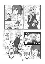 [Toufuya (kaname)] Marunomi Hanashi -Ellis to Yopparai no Lamia- [English] #3