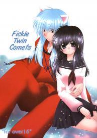 [Sakurakan (Seriou Sakura)] Kimagure Futahoshi | Fickle Twin Comets (Inuyasha Hentai) [English] [EHCove + WataTL] #1