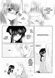 [Sakurakan (Seriou Sakura)] Kimagure Futahoshi | Fickle Twin Comets (Inuyasha Hentai) [English] [EHCove + WataTL] #10