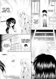 [Sakurakan (Seriou Sakura)] Kimagure Futahoshi | Fickle Twin Comets (Inuyasha Hentai) [English] [EHCove + WataTL] #19