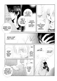 [Sakurakan (Seriou Sakura)] Kimagure Futahoshi | Fickle Twin Comets (Inuyasha Hentai) [English] [EHCove + WataTL] #24