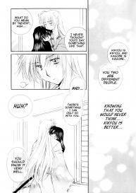 [Sakurakan (Seriou Sakura)] Kimagure Futahoshi | Fickle Twin Comets (Inuyasha Hentai) [English] [EHCove + WataTL] #28