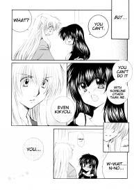 [Sakurakan (Seriou Sakura)] Kimagure Futahoshi | Fickle Twin Comets (Inuyasha Hentai) [English] [EHCove + WataTL] #30