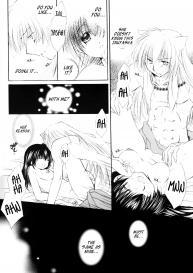[Sakurakan (Seriou Sakura)] Kimagure Futahoshi | Fickle Twin Comets (Inuyasha Hentai) [English] [EHCove + WataTL] #35