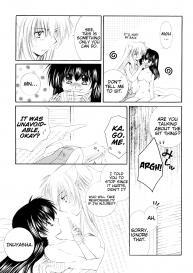 [Sakurakan (Seriou Sakura)] Kimagure Futahoshi | Fickle Twin Comets (Inuyasha Hentai) [English] [EHCove + WataTL] #42