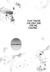 [Sakurakan (Seriou Sakura)] Kimagure Futahoshi | Fickle Twin Comets (Inuyasha Hentai) [English] [EHCove + WataTL] #45