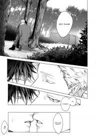 (C95) [KUROQUIS (Kuro)] VOW (Haikyuu!!) [English] #23
