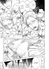 (C95) [KUROQUIS (Kuro)] VOW (Haikyuu!!) [English] #27