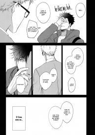 (C95) [KUROQUIS (Kuro)] VOW (Haikyuu!!) [English] #35