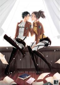 (C86) [Kiseki (Kisaki Noah)] kiss me once again (Shingeki no Kyojin) [English] #1