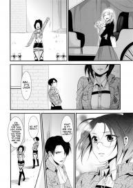 (C86) [Kiseki (Kisaki Noah)] kiss me once again (Shingeki no Kyojin) [English] #18