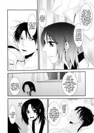 (C86) [Kiseki (Kisaki Noah)] kiss me once again (Shingeki no Kyojin) [English] #30