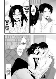 (C86) [Kiseki (Kisaki Noah)] kiss me once again (Shingeki no Kyojin) [English] #76