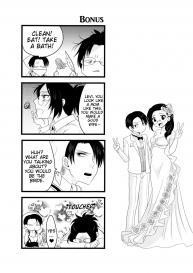 (C86) [Kiseki (Kisaki Noah)] kiss me once again (Shingeki no Kyojin) [English] #81