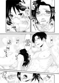 (C86) [Kiseki (Kisaki Noah)] kiss me once again (Shingeki no Kyojin) [English] #85