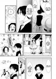 (C86) [Kiseki (Kisaki Noah)] kiss me once again (Shingeki no Kyojin) [English] #9
