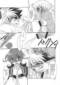 [Planetary (Hoshiduki Akira)] Kinshin furukōsu (Yu-Gi-Oh! ZEXAL) #11