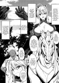 Rorinoutage (Shimantogawa) Ore no Artoria ga | My Artoria Is (Fate/Grand Order) [English] [Nisor] #4
