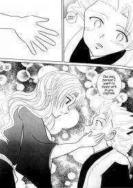 (C71) [Kame no Ko (Kamei Kaori)] Tsumetaku Kagayaku Tsuki no Shita de | Under the Cold, Gleaming Moon (Bleach) [English] #17
