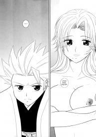 (C71) [Kame no Ko (Kamei Kaori)] Tsumetaku Kagayaku Tsuki no Shita de | Under the Cold, Gleaming Moon (Bleach) [English] #3