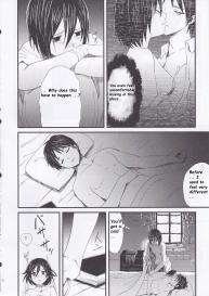 (FALL OF WALL4) [Poritabe. (Shirihagi Gomame)] Ai no Romance Zenpen (Shingeki no Kyojin) [English] #12