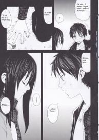 (FALL OF WALL4) [Poritabe. (Shirihagi Gomame)] Ai no Romance Zenpen (Shingeki no Kyojin) [English] #25