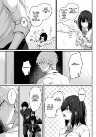 [Gakuen Ketsumeichou (Oriue Wato)] How to rehabilitate a bad senior by a junior discipline committee member [Digital] [English] #9