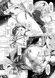 (COMIC1☆11) [Botugo (RYO)] Zoku. Onee-chan ga Otouto no xxx na Osewa o Suru no wa Gimu nandesu. [English] #11