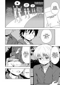 [Yoshida Gorou Shoukai (Yoshida Gorou)] TS Kanojo [English] #7