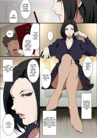 [JUNKセンター亀横ビル / SAYA PRODUCTS]  The Tale of a Cold, Helicopter Mother Who Agrees to Act as Her Son's Surrogate Woman to Help Him Focus on Studying![English][Shujin Scanlations] #3