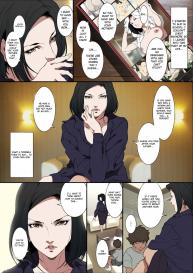 [JUNKセンター亀横ビル / SAYA PRODUCTS]  The Tale of a Cold, Helicopter Mother Who Agrees to Act as Her Son's Surrogate Woman to Help Him Focus on Studying![English][Shujin Scanlations] #4