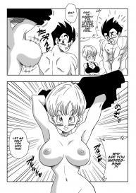 LOVE TRIANGLE Z PART 3 (Dragon Ball Z) [English] [Uncensored] #5