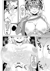 [Kaoritatsu Chaya (Ocha no Degarashi)] Nukunuku Friends (Kemono Friends) [English] #9