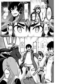 [Shiden Hiro] Sakare Seishun!! Ragai Katsudou | Prospering Youth!! Nude Outdoor Exercises [English] #184