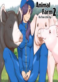 Zoo (Mizuiro Megane) Doubutsu Noujou 3-biki no Kobuta-chan Hen – Animal Farm 2 The Three Little Pigs [English] #1
