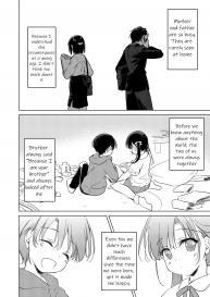 [FRAC (Motomiya Mitsuki)] Sirius no Suikan | Sirius: The Water Front [English] [IncestGoodness] [Digital] #5