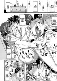 (C97) [Ronpaia (Fue)] Boudica to Tsukiaidashite Kekkou Tachimashita. | It's Been A While Since I Started Dating Boudica. (Fate/Grand Order) [English] [Hive-san] #11