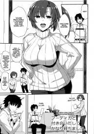 (C97) [Ronpaia (Fue)] Boudica to Tsukiaidashite Kekkou Tachimashita. | It's Been A While Since I Started Dating Boudica. (Fate/Grand Order) [English] [Hive-san] #2